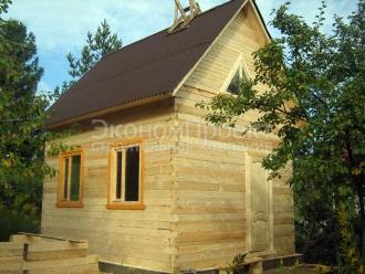 садовый домик 3х4
